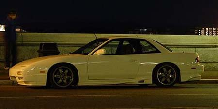 Nissan S13 One-Via