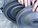Маховики турбомоторов