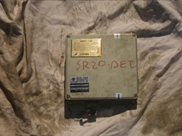 ECU мотора SR20DET